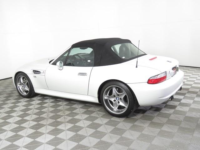 2002 BMW Z3 M