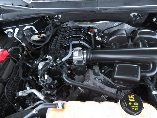 2018 Ford F-150 XLT Crew Cab 4WD