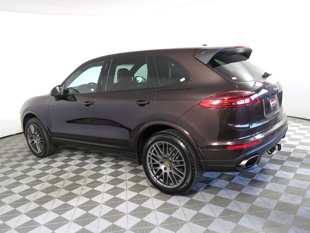 Used 2017 Porsche Cayenne Platinum Edition