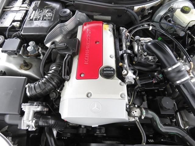 1999 Mercedes-Benz SLK-Class SLK 230
