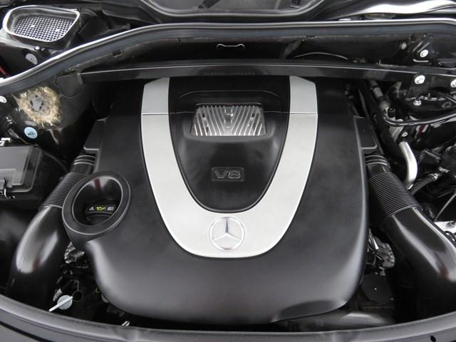 2011 Mercedes-Benz GL-Class GL 450 4MATIC