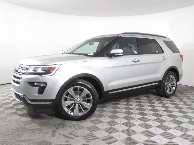 2018 Ford Explorer Limited