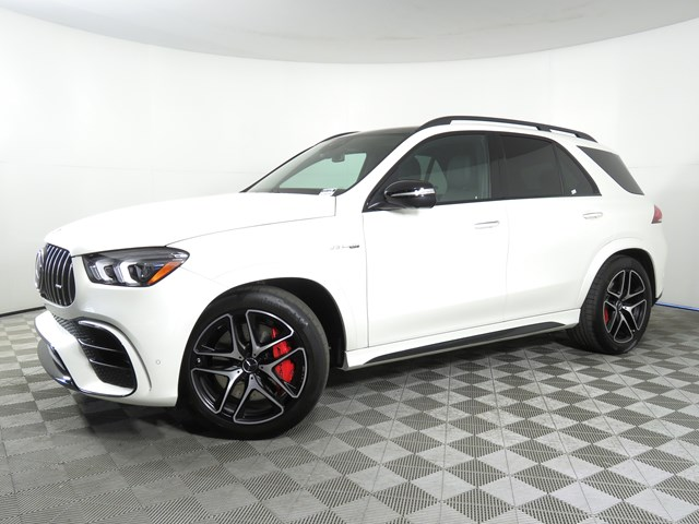 Used 2021 Mercedes-Benz GLE-Class AMG GLE 63 S