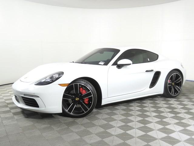 Used 2019 Porsche 718 Cayman S
