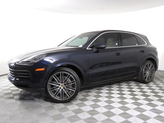 Used 2019 Porsche Cayenne S