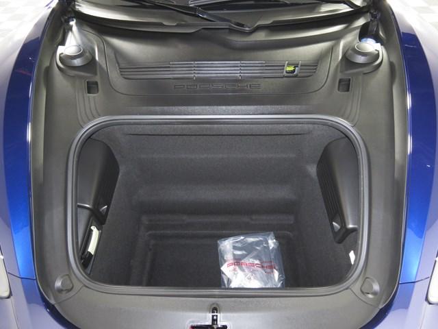 2022 Porsche 718 Cayman GTS 4.0
