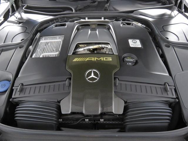 2018 Mercedes-Benz S-Class AMG S 63