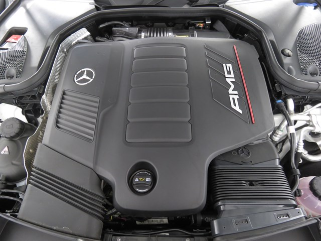 2020 Mercedes-Benz AMG GT 53