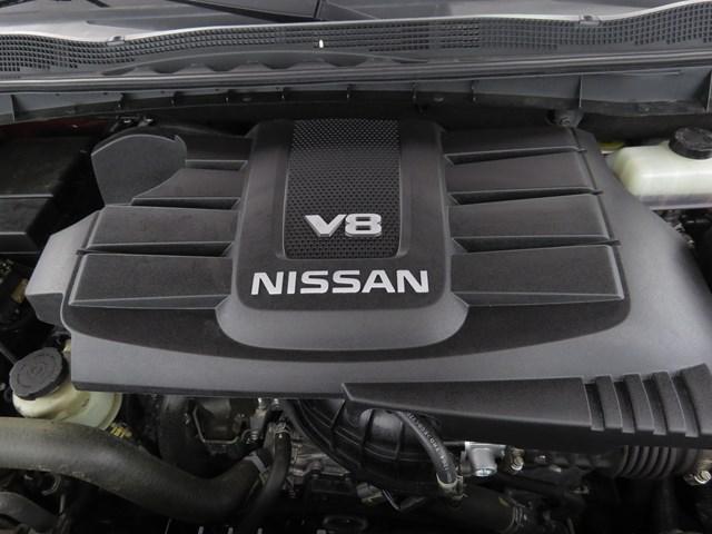 2019 Nissan Titan SV Crew Cab