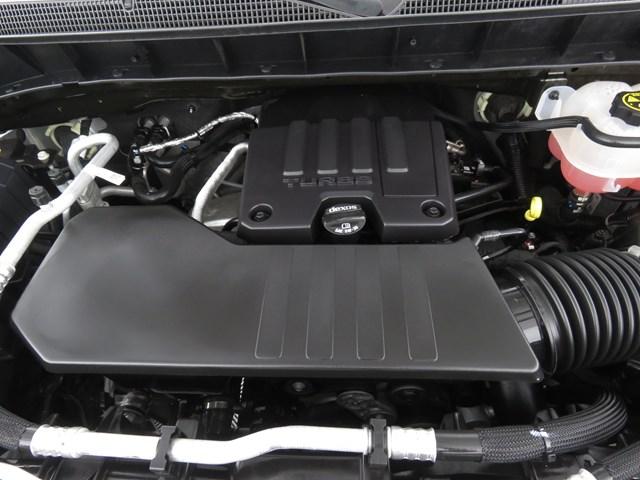 2021 Chevrolet Silverado 1500 Custom Crew Cab