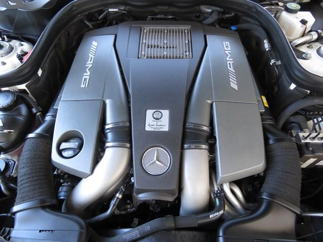 2017 Mercedes-Benz AMG CLS 63 S