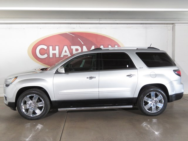 Used 2017 GMC Acadia Limited