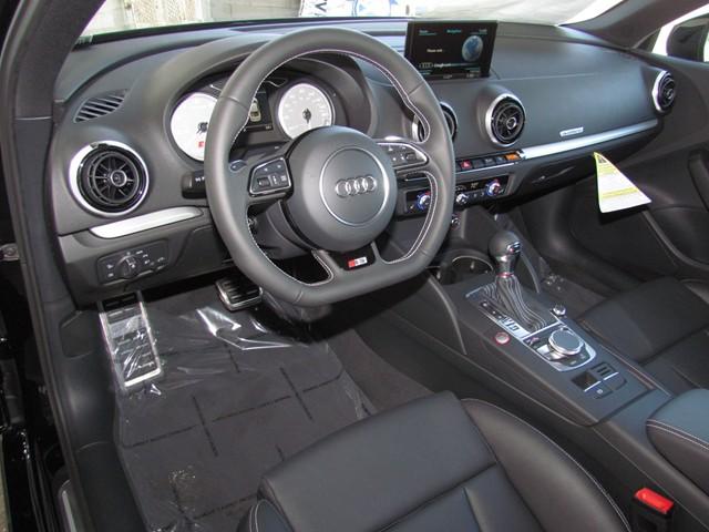 2016 Audi S3 2.0T quattro Premium Plus – Stock #D1603360