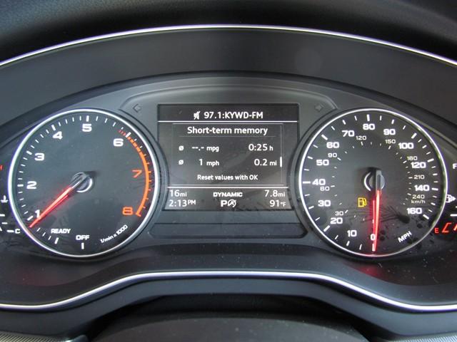 2017 Audi A4 2.0T Premium – Stock #D1700260