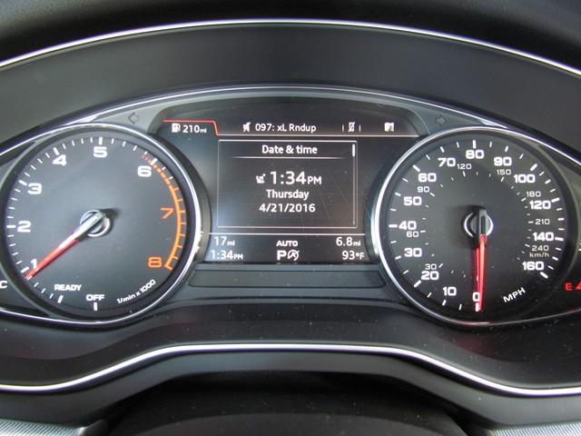 2017 Audi A4 2.0T Premium – Stock #D1700320