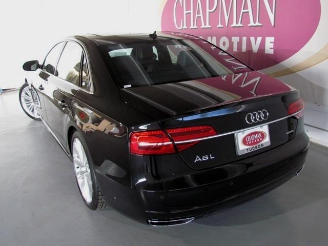 2017 Audi A8 L 3.0T quattro – Stock #D1701630