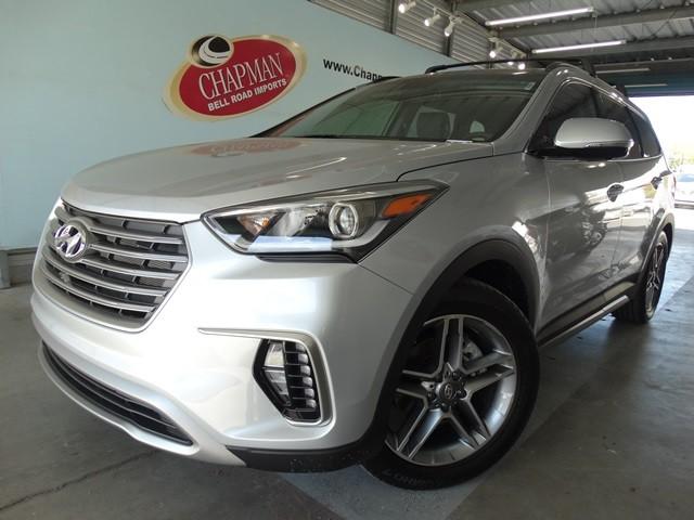 2017 Hyundai Santa Fe Limited Ultimate Details
