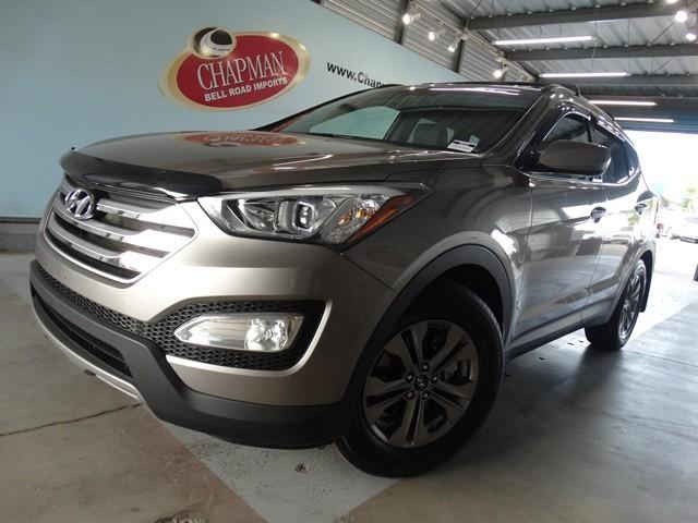 2015 Hyundai Santa Fe Sport 2.4L Details