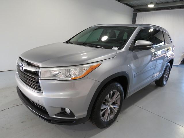 2014 Toyota Highlander XLE