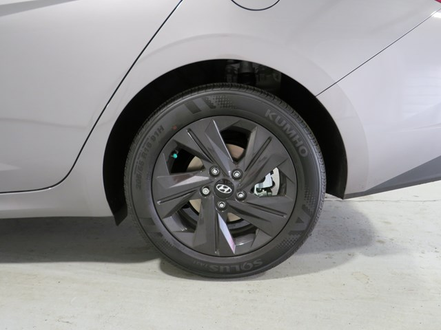2021 Hyundai Elantra Blue Hybrid