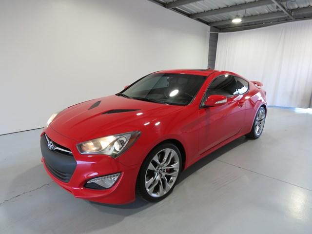 2014 Hyundai Genesis Coupe 3.8 Ultimate