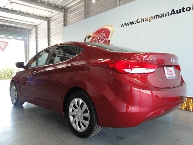 Chapman Hyundai on Bell Road