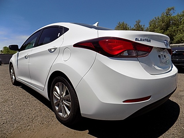 used 2015 hyundai elantra se phoenix az stock h170101a chapman hyundai. Black Bedroom Furniture Sets. Home Design Ideas