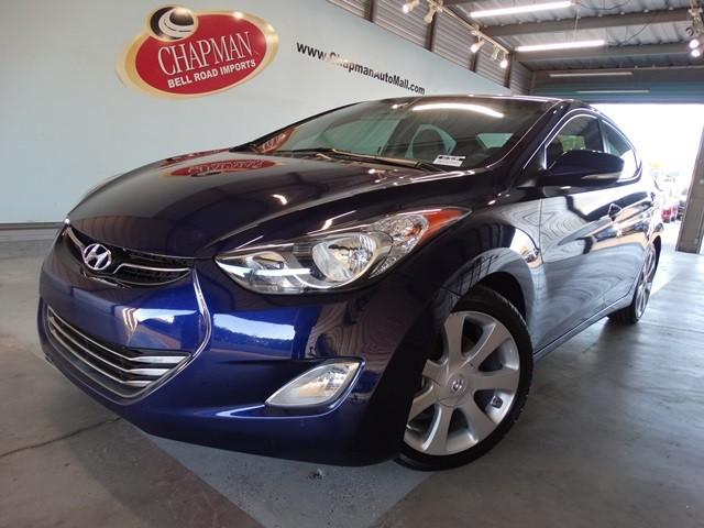 2013 Hyundai Elantra Limited Details