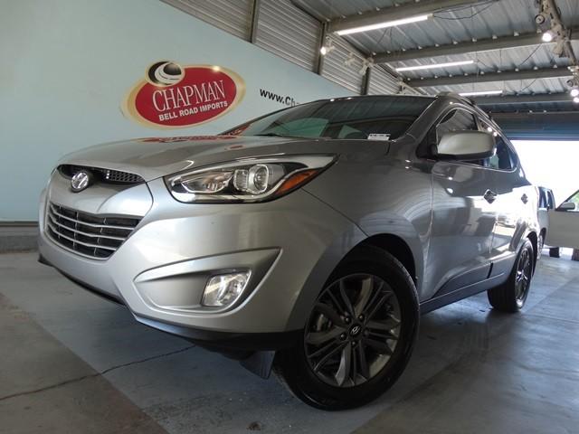 2015 Hyundai Tucson SE Details