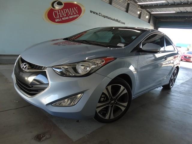 2013 Hyundai Elantra Coupe SE Details