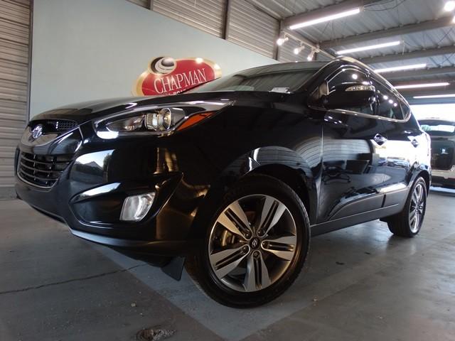 2015 Hyundai Tucson Limited Details