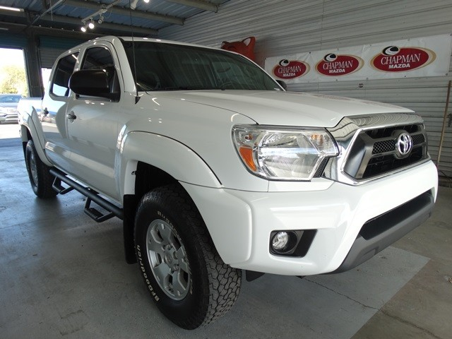 used 2015 toyota tacoma prerunner crew cab for sale at. Black Bedroom Furniture Sets. Home Design Ideas