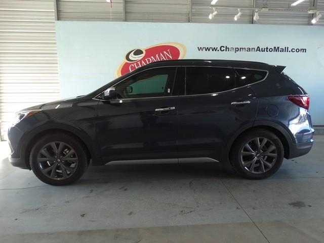 2017 Hyundai Santa Fe Sport 2 0t Ultimate H17484