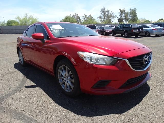 2015 Mazda MAZDA6 i Sport Details