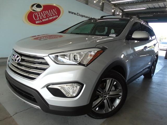 2015 Hyundai Santa Fe Limited Details