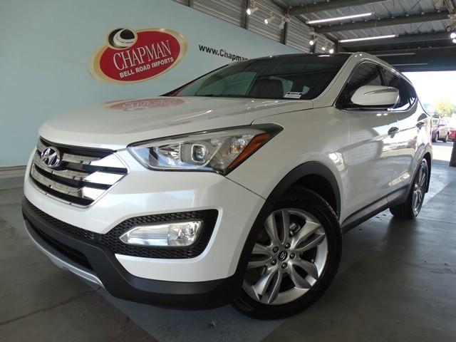 2013 Hyundai Santa Fe Sport 2.0T Details