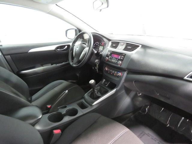 2016 Nissan Sentra FE+S