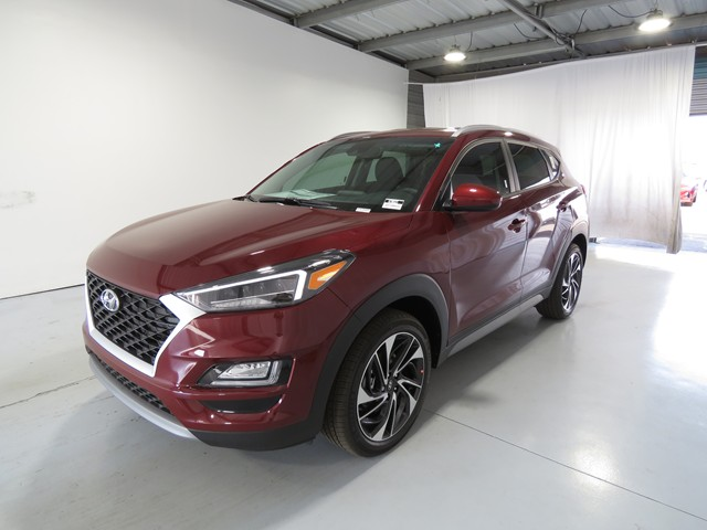 2020 Hyundai Tucson Sport