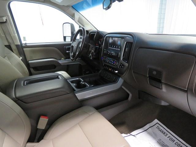 2015 Chevrolet Silverado 3500HD LTZ Crew Cab