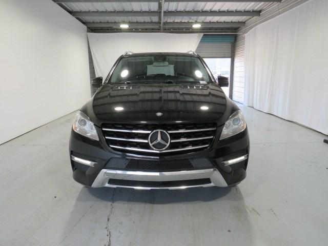 2014 Mercedes-Benz M-Class ML 350