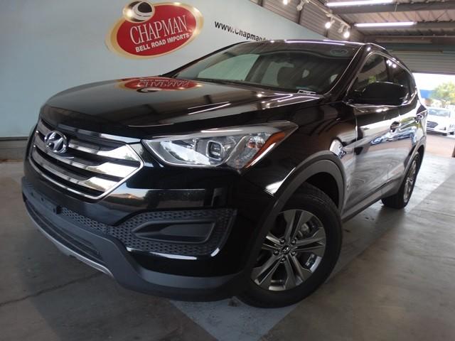 2014 Hyundai Santa Fe Sport 2.4L Details