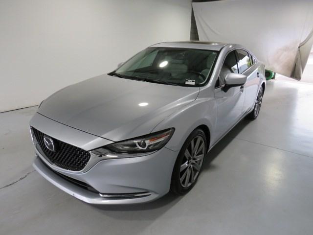 2018 Mazda6 Mazda6