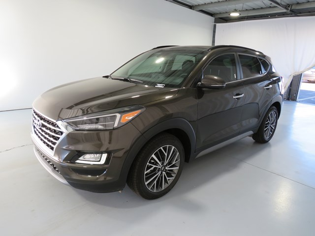 2020 Hyundai Tucson Ultimate