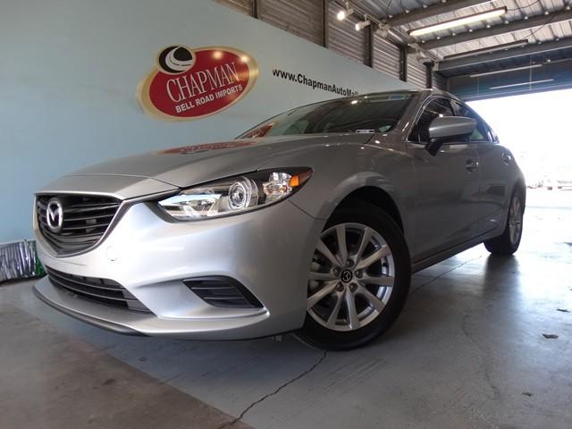 Chapman Mazda Nj >> 2016 Mazda Mazda6 i Sport - #Z16186 | Chapman Automotive Group