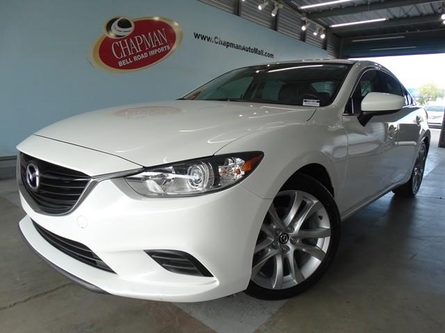 2015 Mazda MAZDA6 i Touring Details