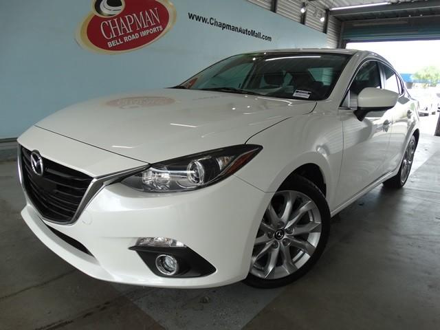 2015 Mazda MAZDA3 s Touring Details