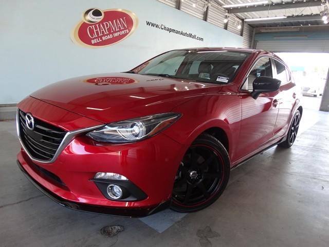 2014 Mazda MAZDA3 s Touring Details
