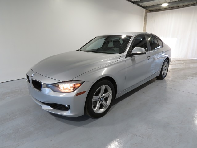 2013 BMW 3-Series Sdn 328i