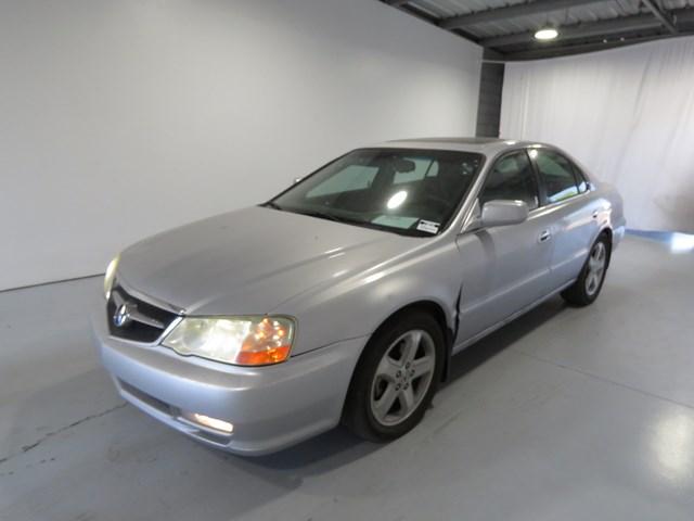 2003 Acura TL 3.2 Type-S w/Navi