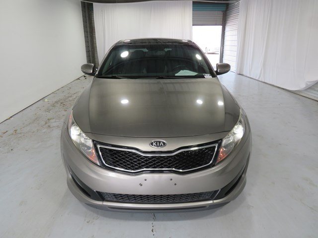 2012 Kia Optima SX Turbo